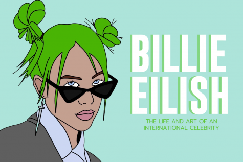 Billie Eilish: The Life and Art of an International Celebrity
