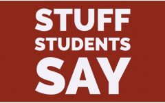 Stuff Students Say: Part Two