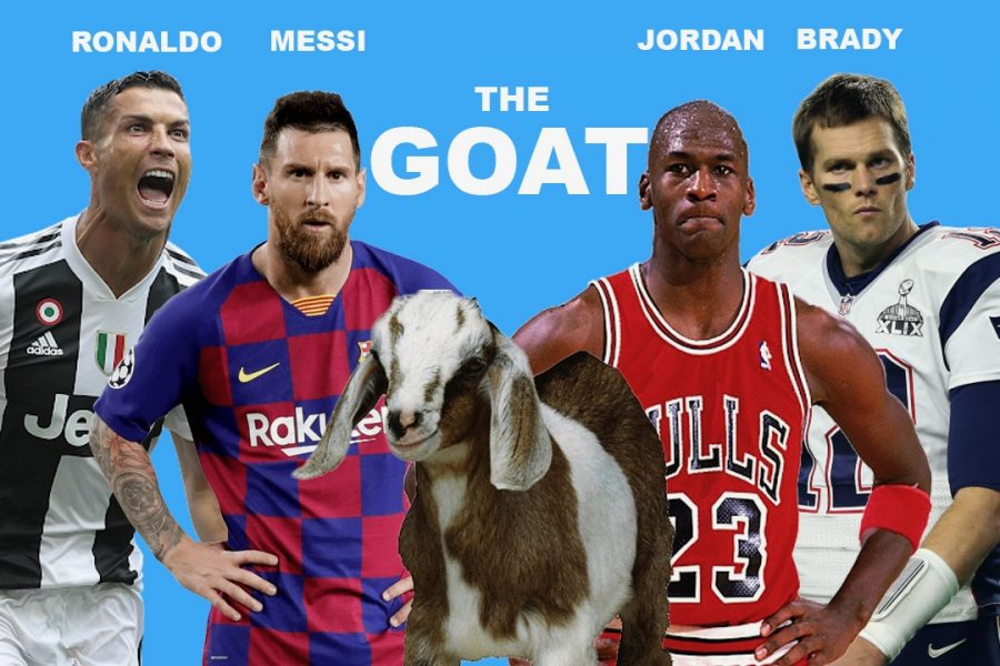 The question on who is the greatest of all time is one that runs through the mind of every sports fan. Whether it's Michael Jordan, Tom Brady or even Lionel Messi, there is no doubt that they all deserve a spot in this conversation
