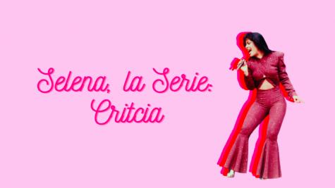 """La nueva serie de Netflix, """"Selena: la Serie"""" sigue la carrera de la cantante tejana, Selena Quintanilla."""