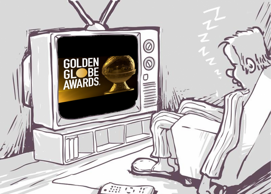 The Golden Globes was quite the snooze-fest with its lag-filled speeches, dry jokes and dull atmosphere.