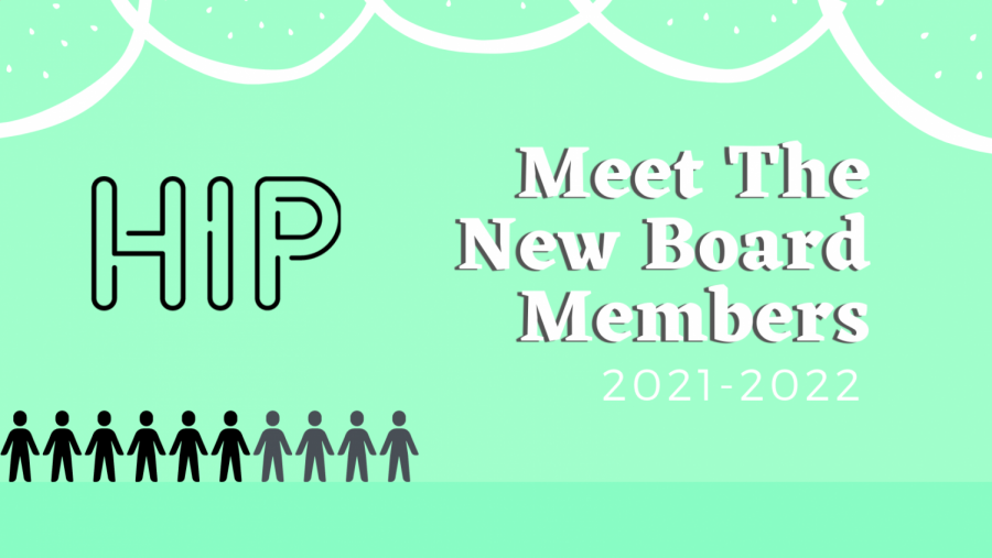 HIP's current board members announced their replacements on Mar. 4, 2021.