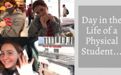 Day in the Life of a Physical Student