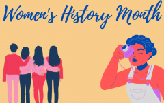 Womens History Month spans throughout the month of March and strives to recognize and celebrate female achievement throughout history.