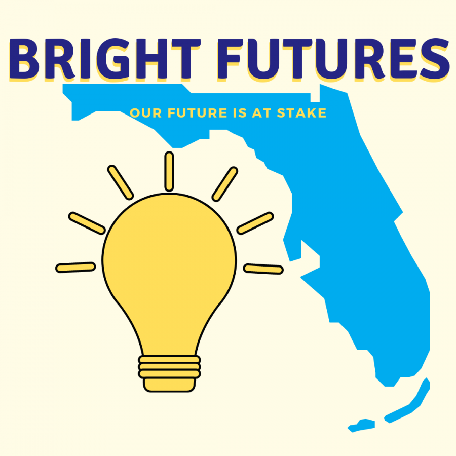 The youth has retaliated as a response to Republican policies proposing to limit students access to the Bright Futures scholarship.