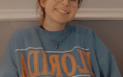 Proudly smiling in her University of Florida gear, it is clear that Grant is ready to be a Gator.