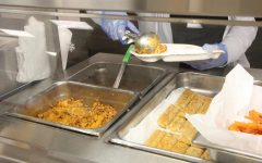 The Gables cafeteria in building 9 also referred to by students as the