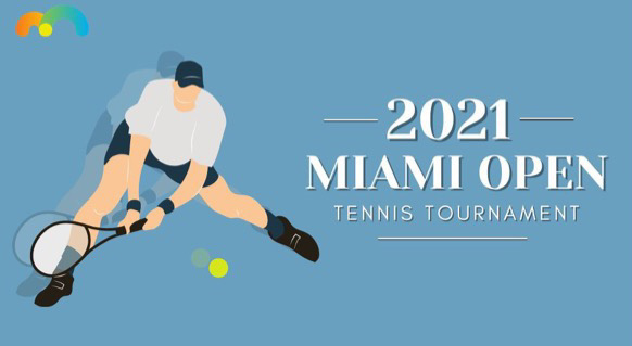 The Miami Open starts on March 22nd and ends on April 4th. With changes coming as a result of COVID-19, the tournament was forced to adapt for the safety of their fans and athletes