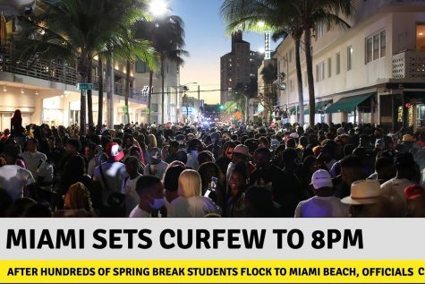 Spring Breakers have descended upon Miami again, but are they welcome?