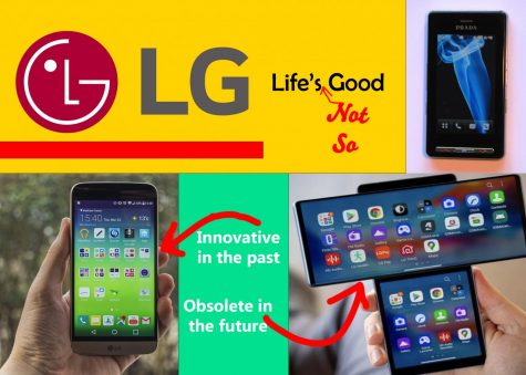 Former smartphone juggernaut, LG, is shutting down its mobile division, leaving many to wonder: where did it all go wrong?