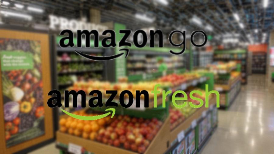 Amazon releases their AmazonGo and AmazonFresh stores across the U.S.