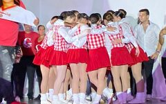 The Gablettes' win brought them closer to each other than ever as the team became national champions.