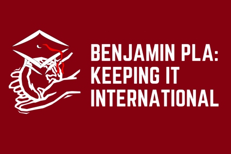 Rising senior Benjamin Pla,  founded the Student International Pathways Program to help students looking for internships in international affairs.