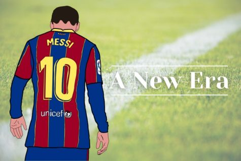 A new soccer era has begun now that superstar player Lionel Messi has left the coveted FC Barcelona after 21 years of service for the contending PSG franchise.