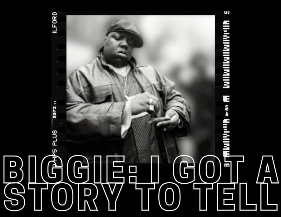 El nuevo documental de Netflix Biggie: Tengo una historia que contar muestra imágenes nunca antes vistas de Biggie.