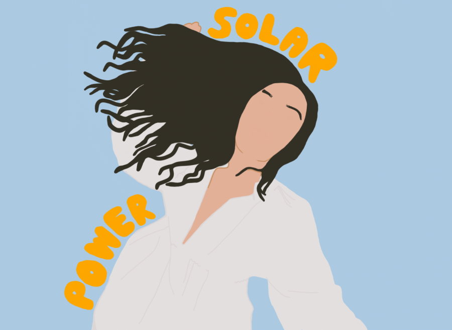 """Full of serene and euphoric music, Lorde's album, """"Solar Power"""", released Aug. 20 and surprised many."""