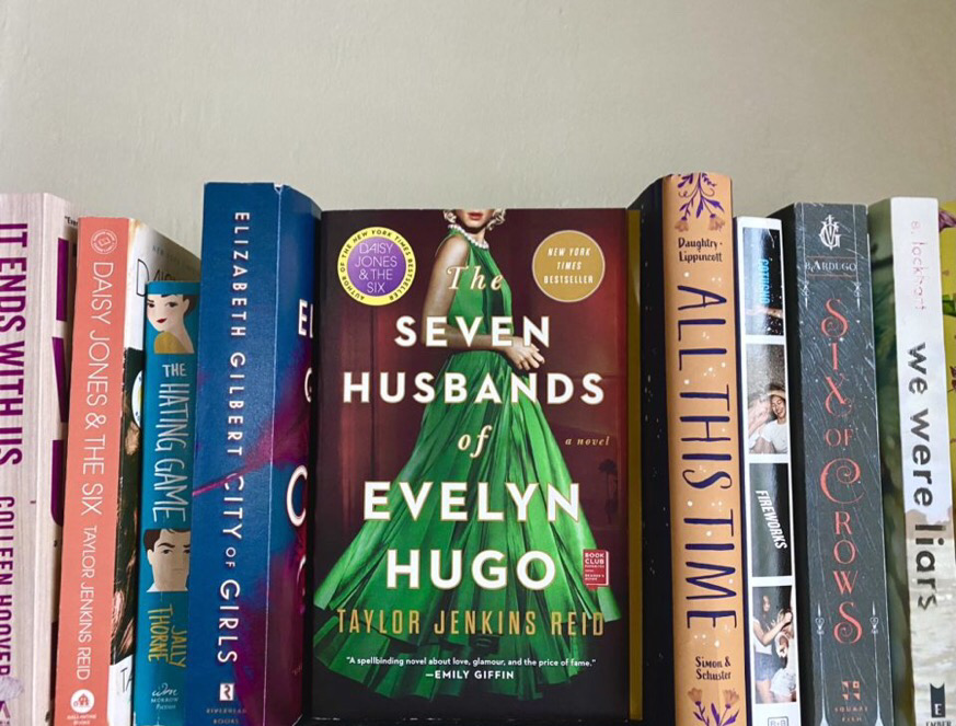 """""""The Seven Husbands of Evelyn Hugo"""" is available at most bookstores and retailers."""