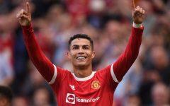 Cristiano Ronaldo is Manchester Uniteds new superstar. Courtesy of INews.