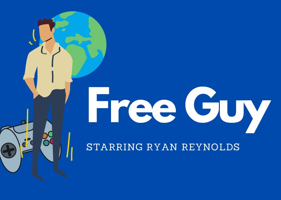 """After being pushed back three times due to Covid-19, """"Free Guy"""" is finally in theaters as of Sept. 3, 2021."""