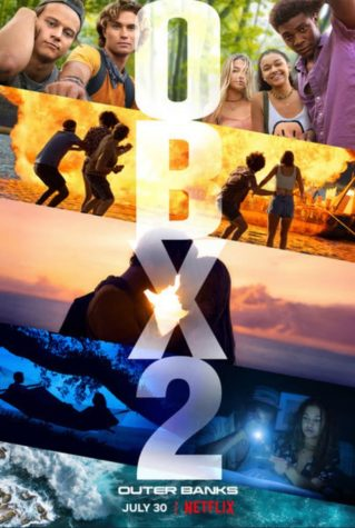 The promo poster for the second season of Outer Banks provides a snippet of the adventure, action and thrills the pogues will have to experience.