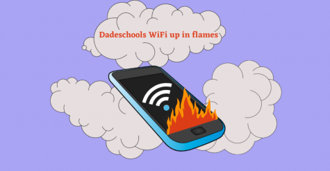 As many students have come to notice over the past two weeks, the internet quality at Gables has been extremely poor, resulting in frustration all throughout the campus.