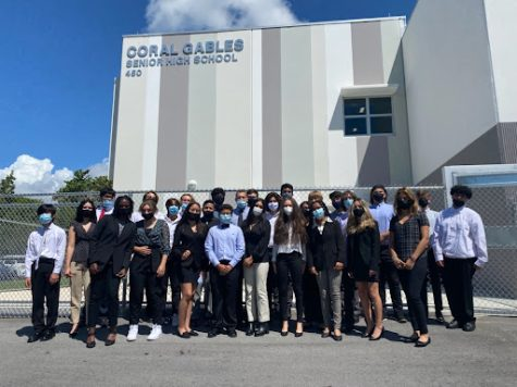 """After being put on hold for over a year, on Sept. 14 and 15 """"Dress for Success"""" made its grand debut for this school year."""