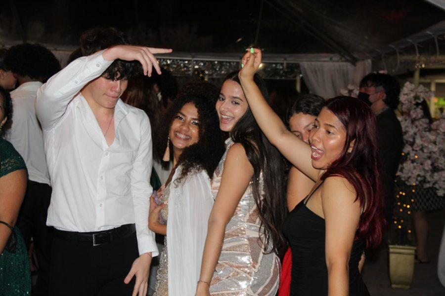 Coral Gables Senior Highs Homecoming made its return on Oct. 16 after being canceled for the 2020-2021 school year.