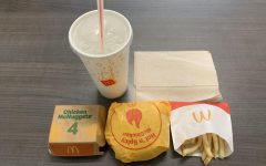 Mix 'N Match Hot 'N Spicy McChicken and fries with a four piece Chicken McNuggets cost a total of $5.79.